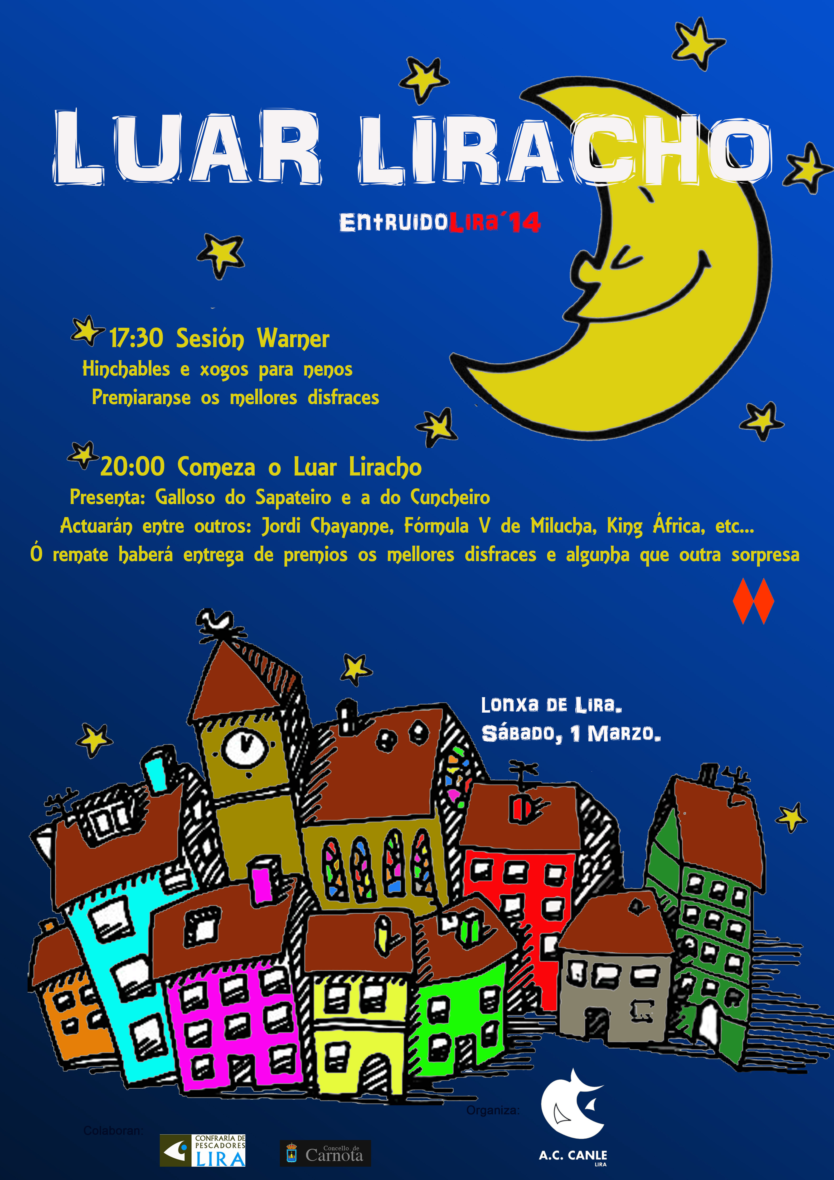 Cartel EntruidoLira'14