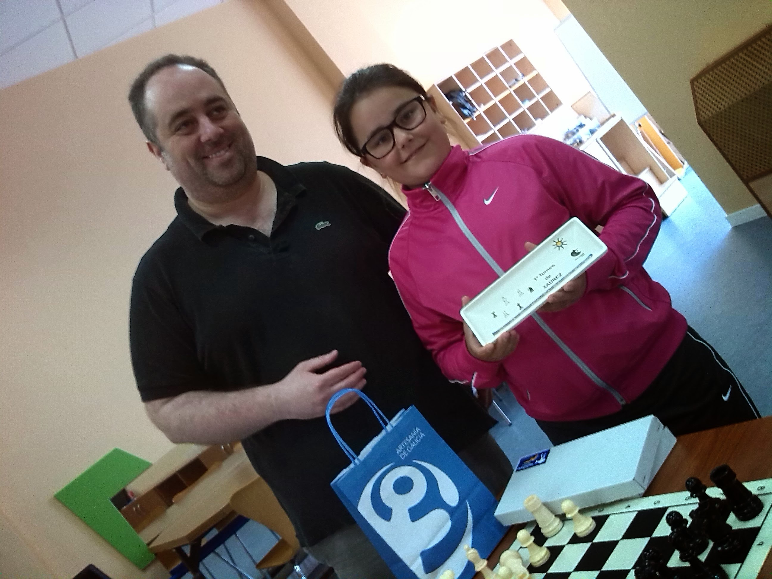 A subcampeona